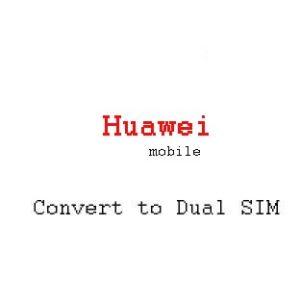 Huawei na Dual SIM