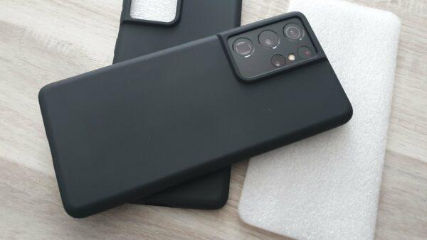 Samsung S21 Ultra 5G, Ultratenký silikonový obal