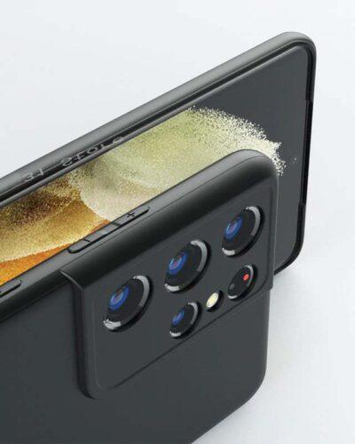 Samsung Galaxy S21 Ultra Slim Silicone Cover