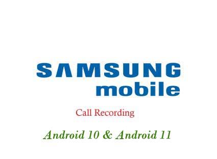 Nahrávání hovorů Galaxy Note 20 & modely 2021