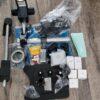 3.5-180X Trinocular Stereo Microscope Set +36MP 4K UHD HDMI USB Camera
