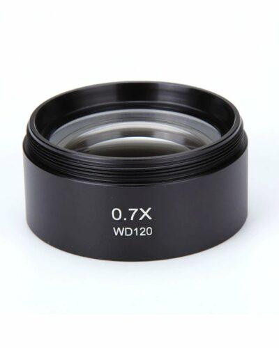0.7X Barlow Objektiv Mikroskopu