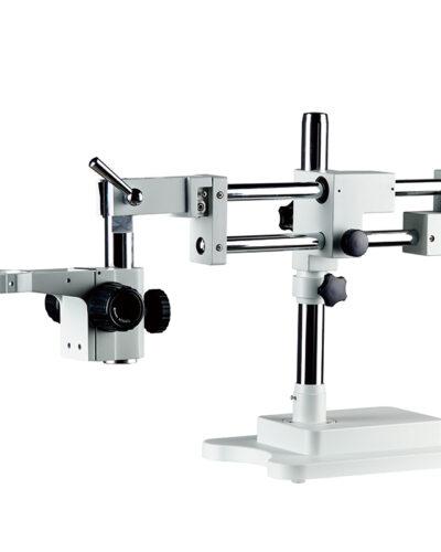 Mikroskop Stojan Dvojité rameno uchycení mikroskop hlavy masivní provedení