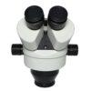 Mikroskop 3.5X-90X Simul-fokal Trinokulární Stereo Mikroskop Hlava