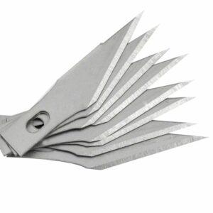 Náhradní čepele #11 Skalpel Ocel Řemeslné Nože Čepele (bal 10ks)